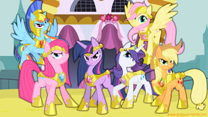The New Royal Guards by MLR19