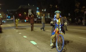 Occupy Los Angeles 11-29-11 by rabbitcanon