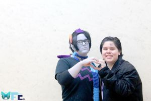 FrostCon 2 - Official Homestuck 56 by Midnight-Dare-Angel