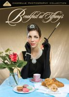 Breakfast at Tiffany's poster by chamellephoto