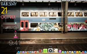 Graffiti Geektool Screenshot by princessang2644