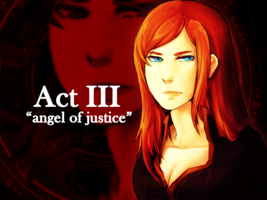 Angel of Justice by ProjectBC