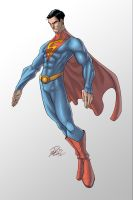 Superman by omarito