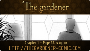 The gardener - CH01P34 by Marc-G