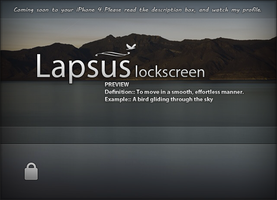 Lapsus - Preview by winsontsang