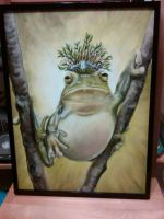 Frog Prince by oatmealzombies