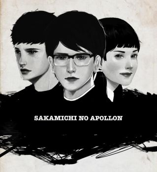 Sakamichi No Apollon by vegarden