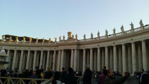 Entry to Vatican by sonalideo