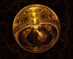 Medallion - Frac 76 by MDK-fractal