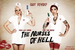 The nurses of hell by wish0211