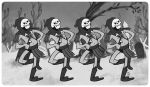The Skeletor Dance by TimBeard
