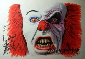 They All Float by GeeFreak