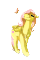 Fluttershy by Quelux
