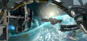Halo Reach pano04 by MichaWha