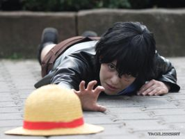 Monkey D. Luffy - Z Movie Outfit No. 2 | III by Wings-chan