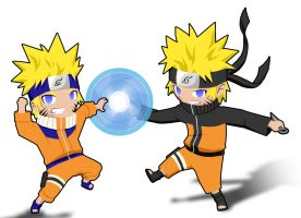 Naruto to Shippuuden by ProffessorZolo