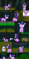 Past Sins: Everfree Discovery P3 by SaturnStar14