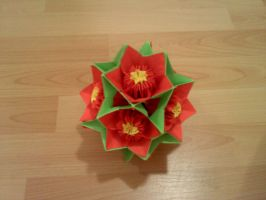 Origami Gift by esterra