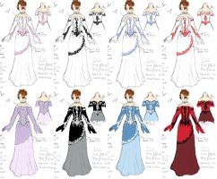 prom dress designs by Dave3of4