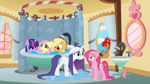 girls' bathroom is best by Pacman552