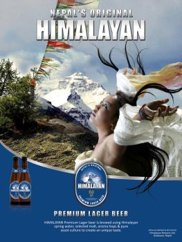 :: Himalayan Beer by djrana