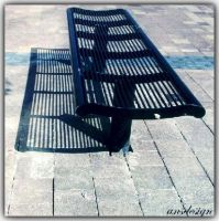 Benches... by ansdesign