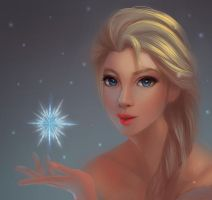 Let It Go by vividjudy