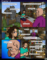 Minecraft: The Awakening Ch2-14 by TomBoy-Comics