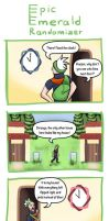 Epic Emerald Page 1 by askiopop