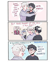 YOI: YOU HAD A CRUSH OH ME by Randomsplashes