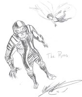 The Ultimates_The Pyms by DF16