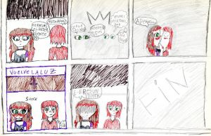 mini fan fic's yake y luis by sofiamariefan