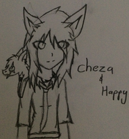 ~Cheza and Happy~ by ChibiChibiWoofWoof