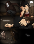 Torn Reality Pg. 12 by ProxyComics