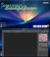 Screenshot BeautifulDreams| by TheRapIsMyLife