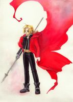 FMA - Edward Elric by b-s-f