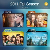 2011 Fall Season Folders by VisionFolders