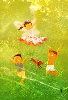 Sprinklers by PascalCampion