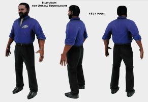 Billy Mays for Unreal by The-Anti-You