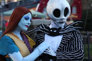 Jack and Sally by DeViArTy47