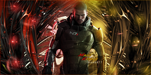 Mass Effect V2 by maher77