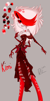 Kimi Ref Sheet by TheDudeGamer