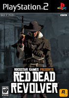 Red Dead Revolver - 2010 style by o-OPAZO-o
