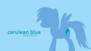 Cerulean Blue by replacer808