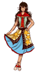 APH Philippines: Selena Laura Dela Rosa by Prominessence