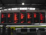 Dublin Heuston Departure Board by ZiggyShadowDust