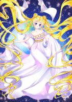 Sailor Moon: Princess Serenity by Daiyaku