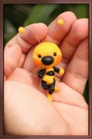 HONEY the bee 6 cm MICRO BJD by DreamHighStudio