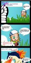 Pokemon comic by haylin606