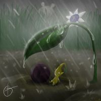 Pikmin: Lost in the Rain by amunition